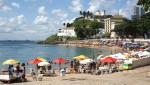 Salvador da Bahia - Strand im Stadtteil Barra