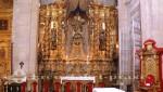 Salvador da Bahia - Kathedrale Seitenaltar