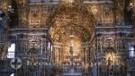 Salvador da Bahia - Convento e Igreja de Sao Francisco - Altar