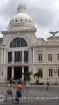 Salvador da Bahia - Palacio Rio Branco
