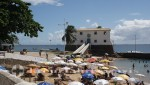 Salvador da Bahia - Strand am Porto da Barra