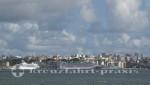 Salvador da Bahia - Kreuzfahrtschiffe im Hafen von Salvador da Bahia