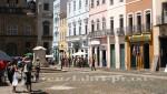 Salvador da Bahia - Die restaurierte Oberstadt