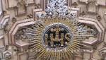 Salvador da Bahia - Kathedrale - Das Wappen der Jesuiten