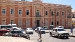 Salvador da Bahia - Gebäude der medizinischen Fakultät