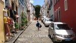 Salvador da Bahia - Altstadtstraße