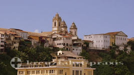 Salvador da Bahia - Oberstadt