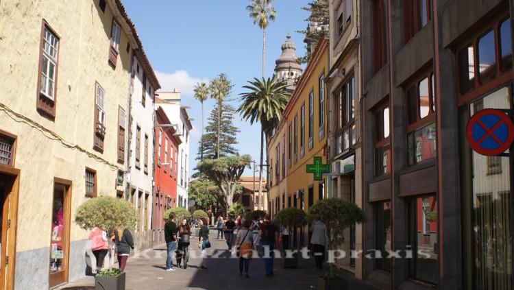San Cristobal de La Laguna - Calle San Juan