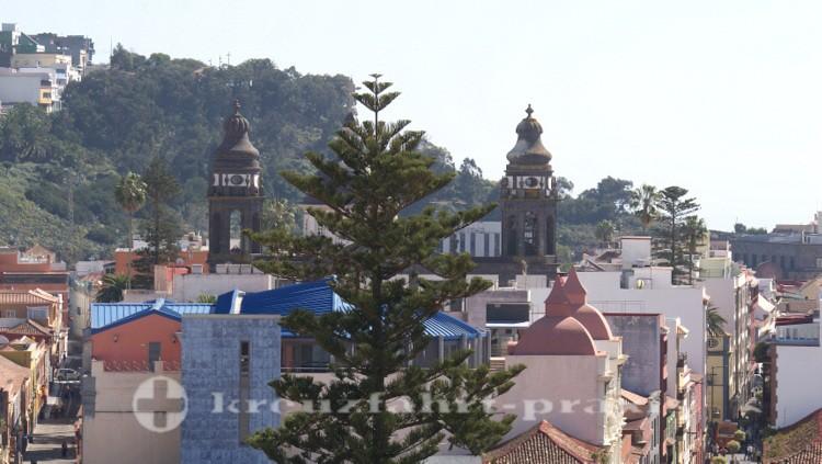 San Cristobal de La Laguna - Türme der Kathedrale