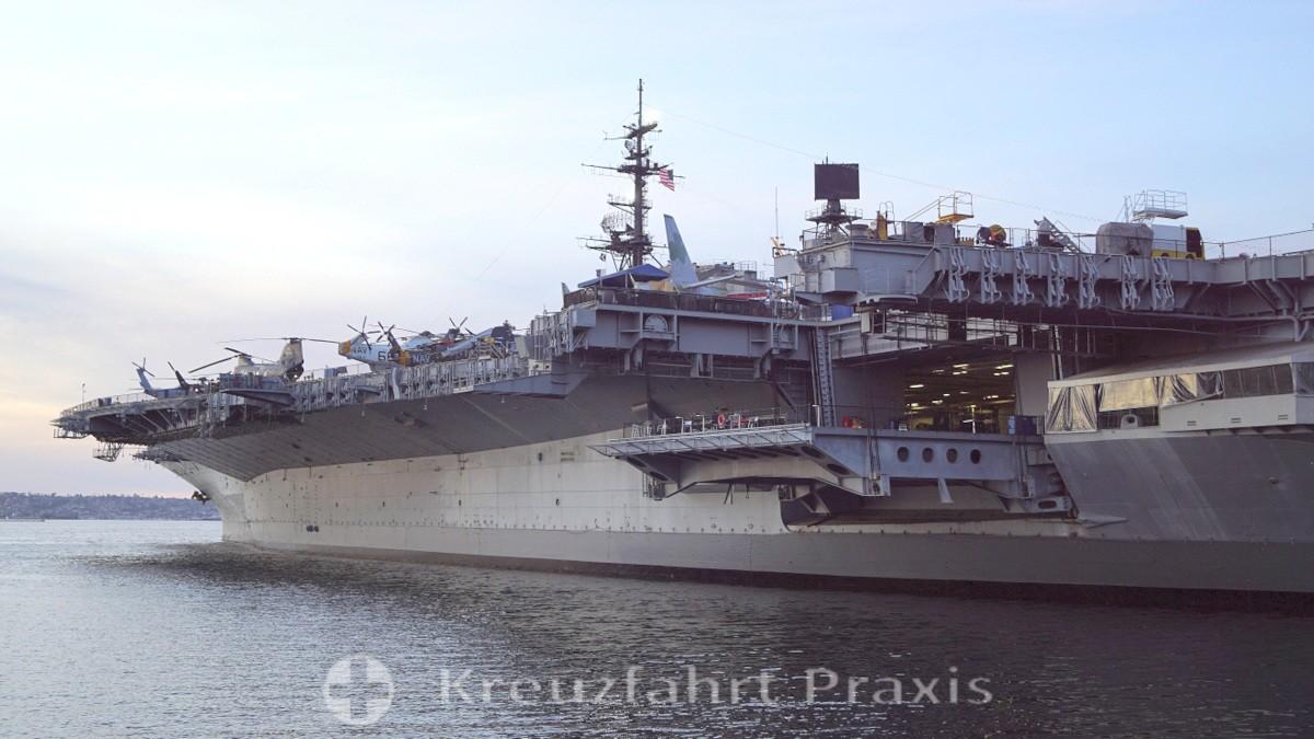 Museum - Flugzeugträger USS Midway