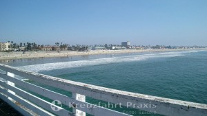 San Diego - Mission Beach - Seebrücke Crystal Pier Hotel & Cottages