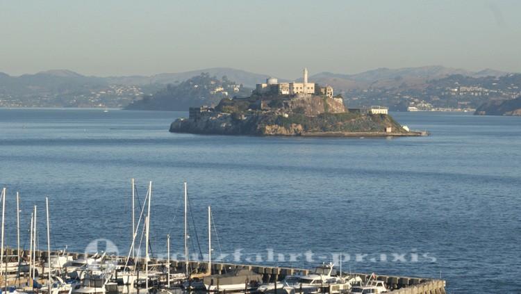 Gefängnisinsel Alcatraz