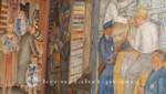 Wandmalereien im Coit Tower