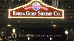 Bubba Gump Shrimp Co. an Pier 39