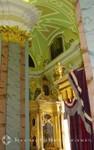Die Kathedrale glänzt mit ihrer erlesenen Ausstattung