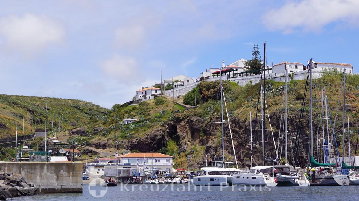 Santa Maria - Vila do Porto - Forte de São Bras