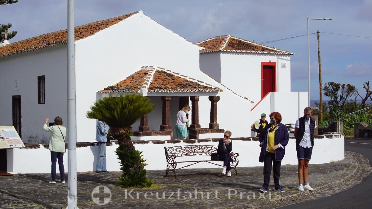 Santa Maria - Church of NS dos Anjos