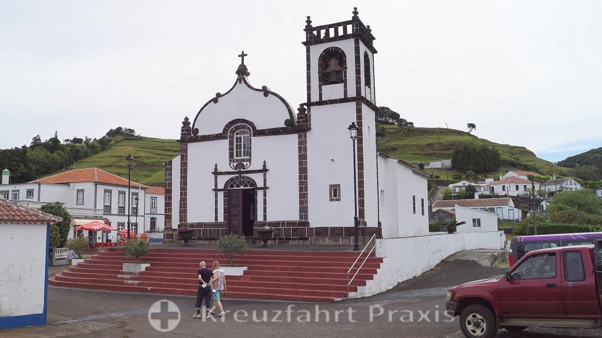 Santa Maria - Church of Santa Bárbara