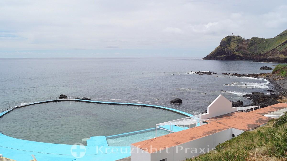 Santa Maria - Maia's natural swimming pool