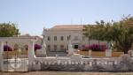 Kapverden - Der Präsidentenpalast in Praia