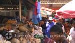 Kapverden - Der Lebensmittelmarkt in Praia