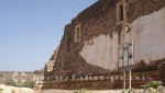 Kapverden - Ruine der Kathedrale Sé