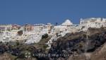 Santorin - Fira mit der orthodoxen Kathedrale