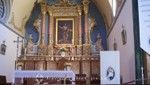 Santorin - Die St. Johannes der Täufer-Kirche in Fira