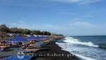 Santorin - Strand von Kamari I