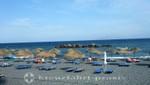 Santorin - Strand von Kamari II