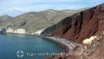 Santorini - Red Beach I.