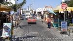 Santorin - Hauptstraße in Fira