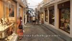 Santorin - Juweliergeschäft in Fira