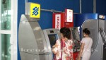 Santos - Geldautomaten im Kreuzfahrtterminal
