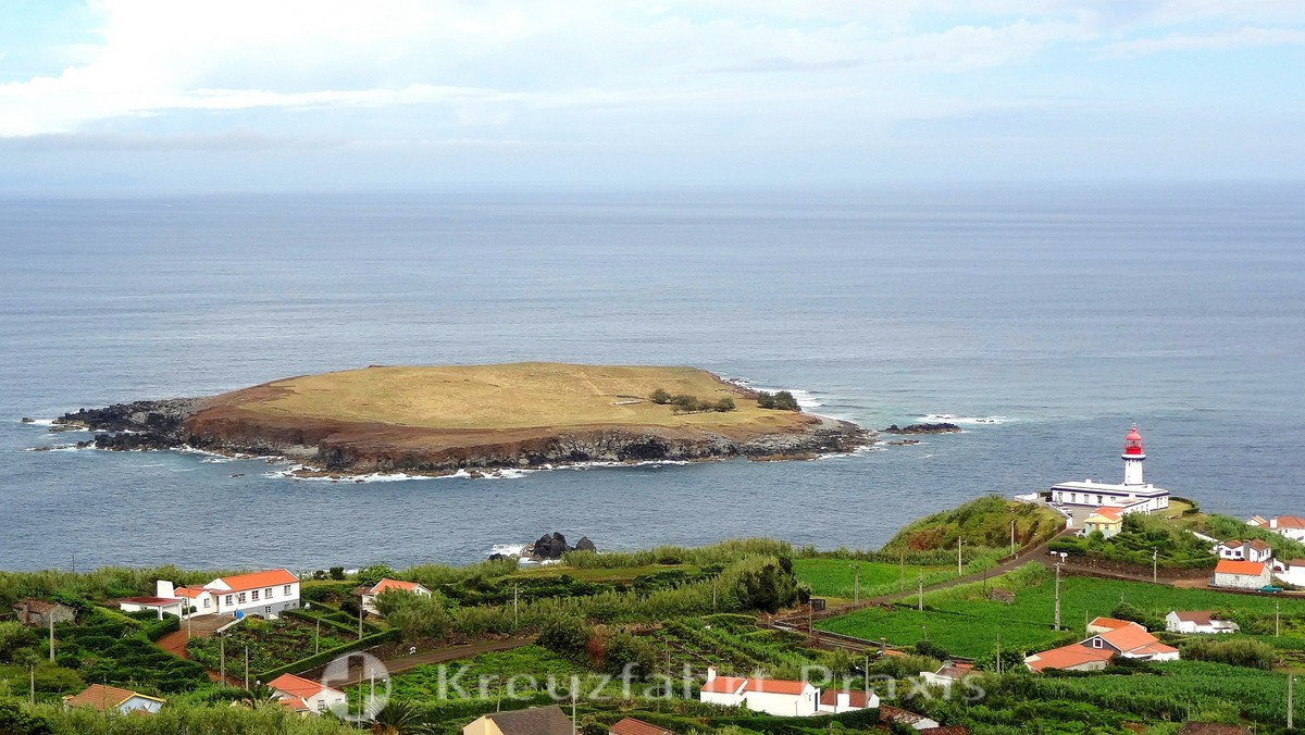 São Jorge - Ilhéu da Ponta do Topo