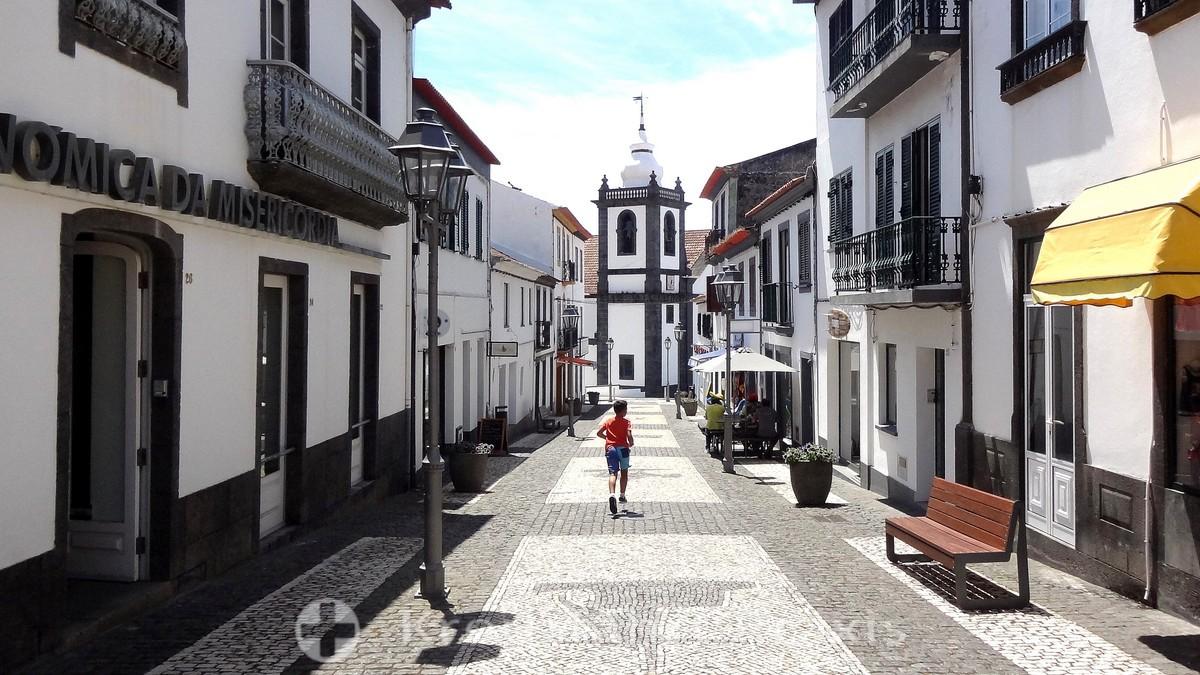 Downtown Velas on São Jorge
