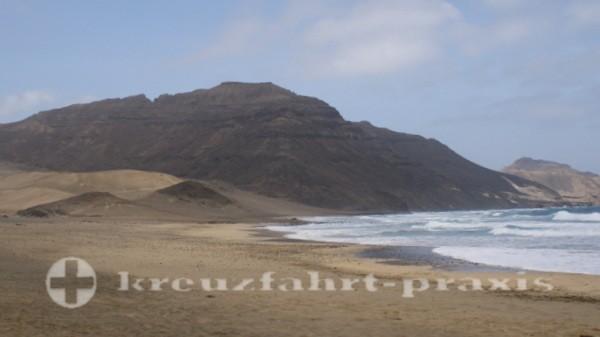 Sao Vicente - Der Kite-Surfer-Strand von Salamansa