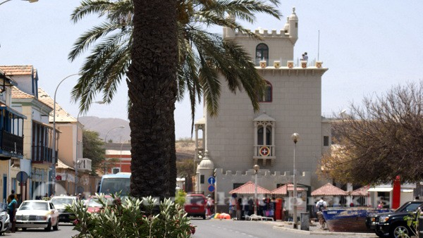 Sao Vicente - Mindelo - Réplica Torre Belem