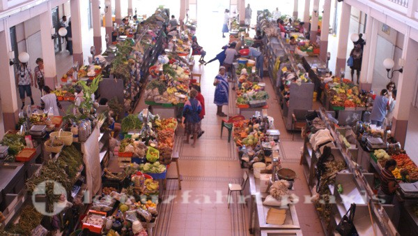 Sao Vicente - Mindelo - Mercado Municipal