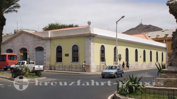 Sao Vicente - Mindelo - Kulturzentrum im alten Zollhaus