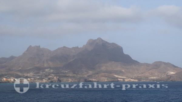 Sao Vicente - Bergzüge im Inselnorden