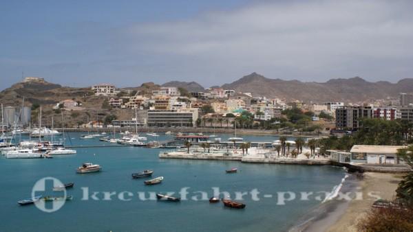 Sao Vicente - Die Hafenbucht