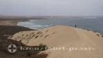 Sao Vicente - Die Dünen von Praia Grande