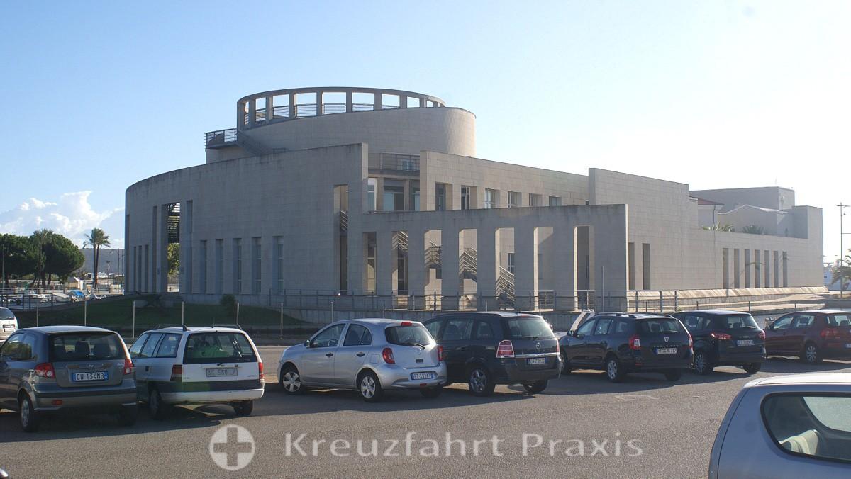 Das archäologische Museum von Olbia