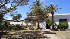 Insel Caprera - das Museo Garibaldi