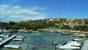 Bootshafen von La Maddalena