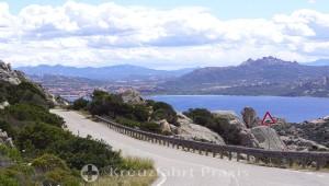 Ausichtspunkt auf La Maddalena