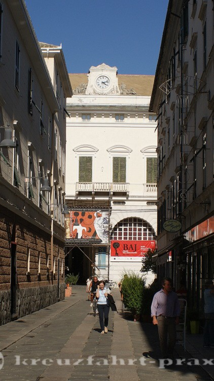 Savona - Palazzo Gavotti - Pinacoteca Civica