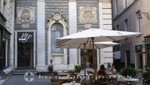 Savona - Café an der Via Pia