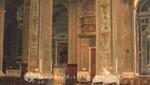 Savona - Kathedrale - Blick auf das rechte Seitenschiff
